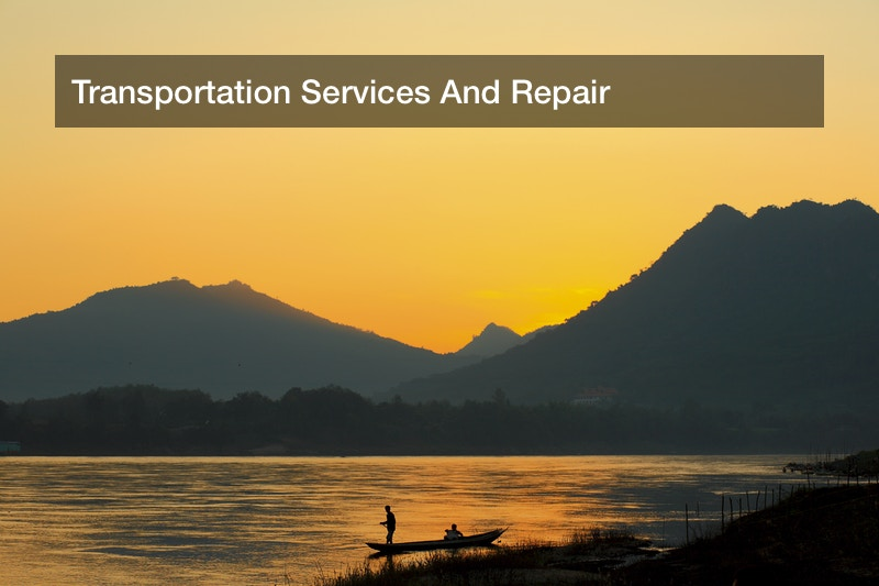 Transportation Services And Repair
